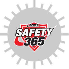 Safety Icon Badge